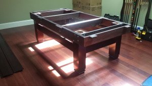 Correctly performing pool table installations, Mobile Alabama