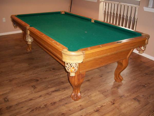 Pool Tables For Sale Sell A Pool Table In Mobile Alabama - Cue master pool table