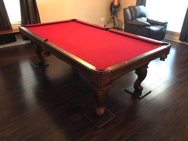 Pool Tables For Sale Sell A Pool Table In Mobile Alabama Mobile - Moving a pool table in one piece