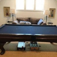 Olhausen Pool Table & Ping Pong Table Top Great Condition
