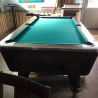 Hazel's Place Pool Table