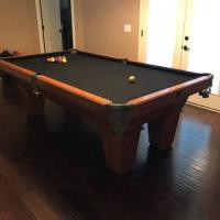 8' Kasson Pool Table(SOLD)